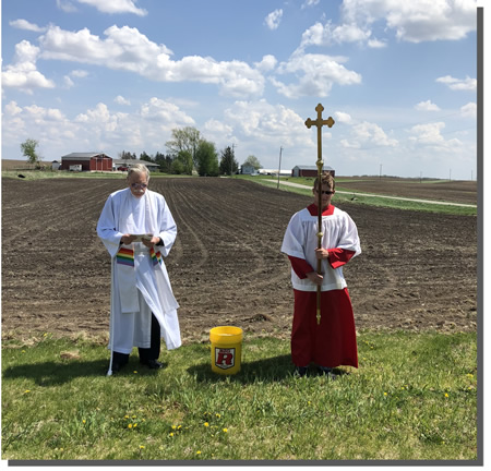 Blessing of the Fields